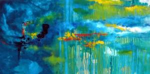 Painting: Sanctuary