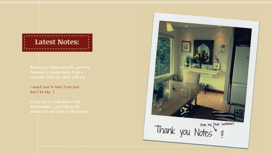 thank you Notes2