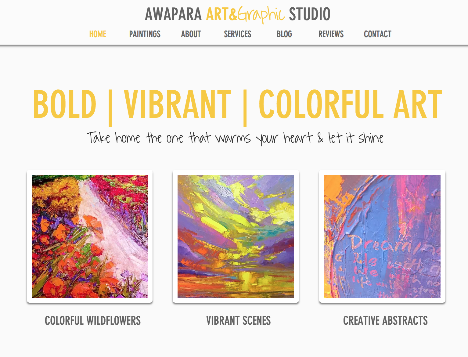 Patricia Awapara Art Official Website